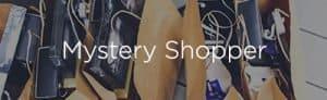 Mistery Shopper borse