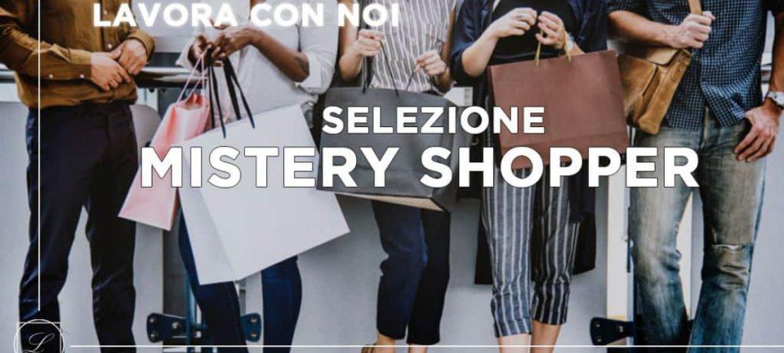 Selezione Mystery Shopper