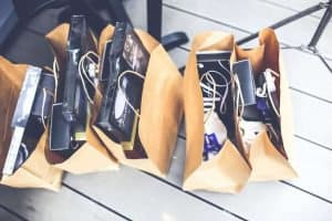 Mystery shopper borse