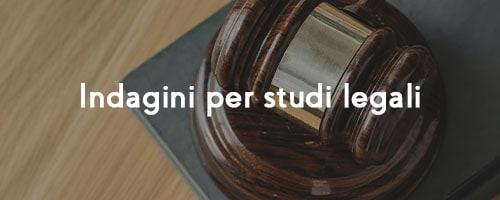 Agenzia Investigativa per Studi Legali