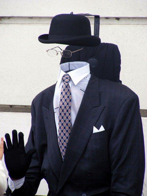 Assenteismo uomo invisibile