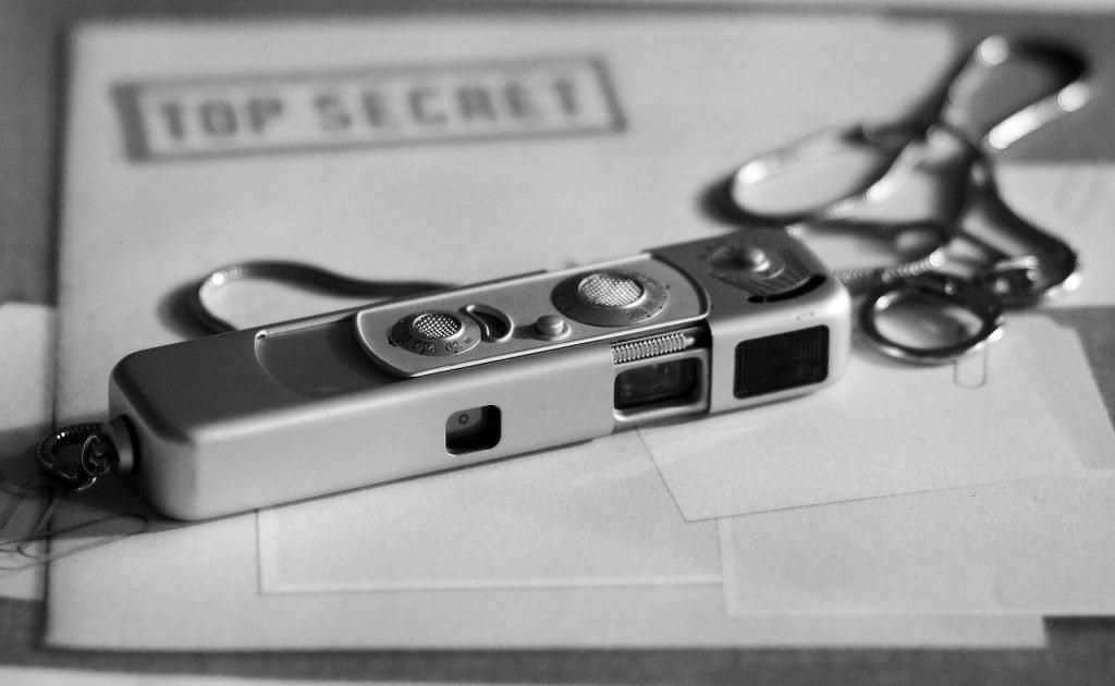 Controspionaggio e spionaggio industriale